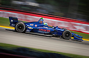 LEXINGTON, OH - JUL 28: is seen during the Honda Indy 200 at Mid-Ohio Sports Car Course on July 26, 2019 in Lexington, Ohio. (Photo by Michael Hickey/Getty Images) *** Local Caption *** name; name