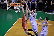 DESCRIZIONE : Treviso Lega due 2015-16  Universo Treviso De Longhi - Aurora Basket Jesi<br /> GIOCATORE : andrea ancellotti<br /> CATEGORIA : stoppata<br /> SQUADRA : Universo Treviso De Longhi - Aurora Basket Jesi<br /> EVENTO : Campionato Lega A 2015-2016 <br /> GARA : Universo Treviso De Longhi - Aurora Basket Jesi<br /> DATA : 31/10/2015<br /> SPORT : Pallacanestro <br /> AUTORE : Agenzia Ciamillo-Castoria/M.Gregolin<br /> Galleria : Lega Basket A 2015-2016  <br /> Fotonotizia :  Treviso Lega due 2015-16  Universo Treviso De Longhi - Aurora Basket Jesi