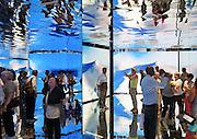 Milan, Italy. Expo 2015. Italian Pavillon