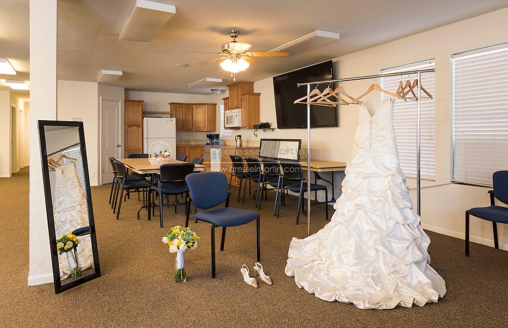 wedding/event set up event spaces