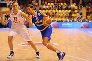 Vannes 17 Giugno 2013 <br /> Eurobasket Women 2013<br /> Italia - Russia<br /> Nella foto: sabrina cinili<br /> Foto Ciamillo