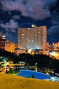 Havana, Cuba.Vedado Residential District