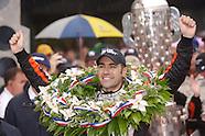 Dario Franchitti IZOD IndyCar Series - Indianapolis, Indiana