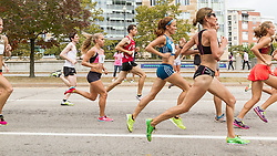 CVS Health Downtown 5k, USA 5k road championship, Sara Hall, Amy Van Alstine, Emily Sisson