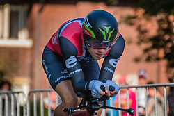 BOASSON HAGEN Edvald from Norway of Dimension Data during his race to 44th, stage 2 (ITT) of the 2016 Eneco Tour at Breda, Noord-Brabant, The Netherlands, 20 September 2016. <br /> Photo by Pim Nijland / PelotonPhotos.com | All photos usage must carry mandatory copyright credit (Peloton Photos | Pim Nijland)