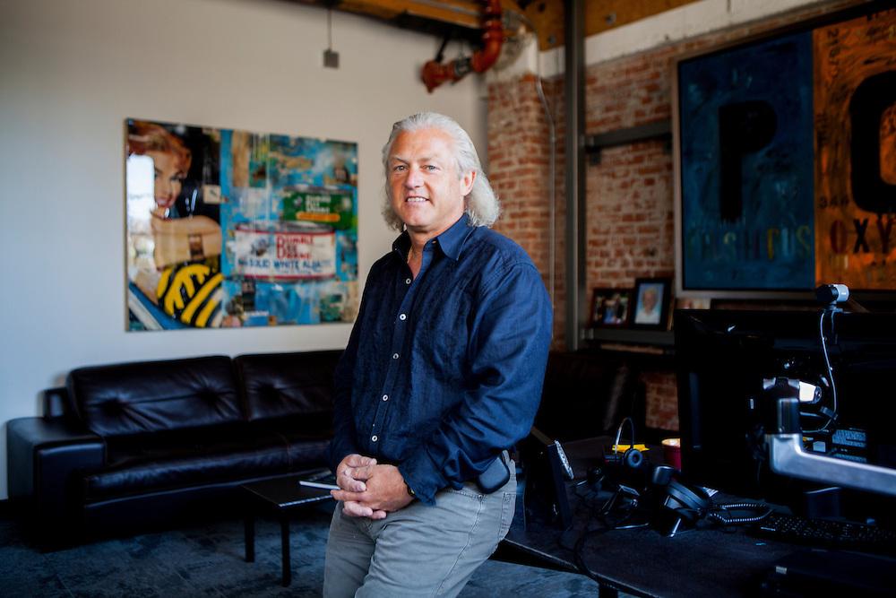 Chris Lischewski is CEO of Bumble Bee Foods.