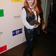 NLD/Amsterdam/20130404- Presentatie kledinglijn Rock & Roll Junkie van Lola Brood, Ingrid Jansen