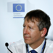 20160615 - Brussels , Belgium - 2016 June 15th - European Development Days - Jean-Pierre Halkin - Head of Unit for Rural Development, Food Security and Nutrition<br /> European Commission - DG for International Cooperation and Development © European Union