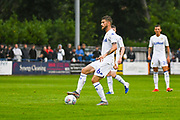 Leeds United Mateusz Klich (6) in action during the Pre-Season Friendly match between Tadcaster Albion and Leeds United at i2i Stadium, Tadcaster, United Kingdom on 17 July 2019.