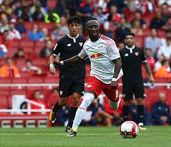 July 29, 2017 - London, United Kingdom - Naby Keita  of RB Leipzigof RB Leipzig.during Emirates Cup match between RB Leipzig against Sevilla  at Emirates Stadium on 29 July 2017  (Credit Image: © Kieran Galvin/NurPhoto via ZUMA Press)