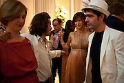 NEMONIE CRAVEN; NICK HACKWORTH; SOPHIE HUNTER; JUSTIN COOMBS; SOPHIE HUNTER, The Quintessentially and Perrier-Jou't Summer Party at The Orangery at Kensington Palace. London. 18 June 2009<br /> NEMONIE CRAVEN; NICK HACKWORTH; SOPHIE HUNTER; JUSTIN COOMBS; SOPHIE HUNTER, The Quintessentially and Perrier-Jouët Summer Party at The Orangery at Kensington Palace. London. 18 June 2009