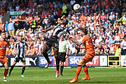 Notts County forward Jonathan Forte (14) during the EFL Sky Bet League 2 match between Notts County and Luton Town at Meadow Lane, Nottingham, England on 5 May 2018. Picture by Jon Hobley.