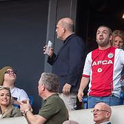 NLD/Amsterdam/20180408 - Ajax - Heracles, Jaap van Zweden en autistische zoon Benjamin