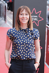 Edinburgh International Film Festival 2019<br /> <br /> Mrs Lowry (UK Premiere, closing night gala)<br /> <br /> Pictured: Kate Dickie<br /> <br /> Alex Todd | Edinburgh Elite media