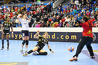 Karolina Zalewski - 04.03.2015 - Issy Paris / Le Havre - 16eme journee de D1<br /> Photo : Andre Ferreira / Icon Sport