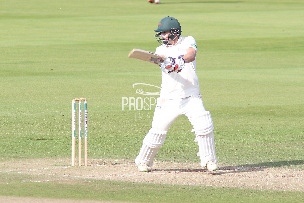 50 - Paul Horton moves to his half century during the Specsavers County Champ Div 2 match between Durham County Cricket Club and Leicestershire County Cricket Club at the Emirates Durham ICG Ground, Chester-le-Street, United Kingdom on 19 August 2019.
