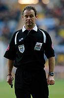Photo: Daniel Hambury.<br />Coventry City v Norwich City. Coca Cola Championship.<br />26/11/2005.<br />Referee Rob Styles.
