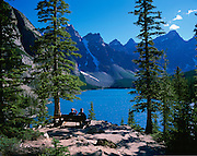 Maraine Lake, Banff, Alberta, Canada<br />