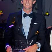 NLD/Amsterdam/20111029- JFK Greatest Man Award 2011, winnaar Edwin van der Sar