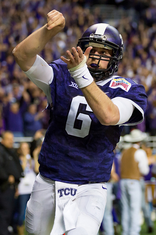 December 29, 2015: during the Lockheed Martin Armed Forces Bowl at Amon G. Carter Stadium in Fort Worth, TX (Photo by Mikel Galicia/Icon Sportswire)