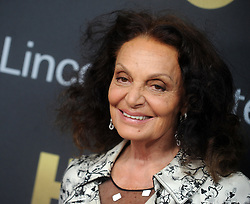 Diane von Furstenberg attending the 2018 Lincoln Center American Songbook gala honoring HBO's Richard Plepler at Alice Tully Hall, Lincoln Center on May 29, 2018 in New York City, NY, USA. Photo by Dennis Van Tine/ABACAPRESS.COM