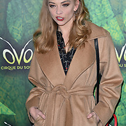 London, England, UK. 10th January 2018. Natalie Dormer arrives at Cirque du Soleil OVO - UK premiere at Royal Albert Hall.