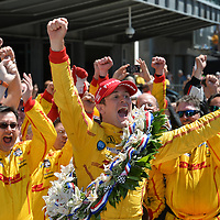2014 INDYCAR RACING INDIANAPOLIS 500