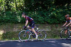 Hannah Barnes (GBR) at Stage 2 of 2019 Giro Rosa Iccrea, an 78.3 km road race starting and finishing in Viù, Italy on July 6, 2019. Photo by Sean Robinson/velofocus.com