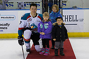 KELOWNA, CANADA - MARCH 07:  Second Star of the Game Calvin Thurkauf #27 of the Kelowna Rockets at the Kelowna Rockets game on March 07, 2017 at Prospera Place in Kelowna, British Columbia, Canada.  (Photo By Cindy Rogers/Nyasa Photography,  *** Local Caption ***