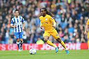 Preston North End midfielder Daniel Johnson (11) during the Sky Bet Championship match between Brighton and Hove Albion and Preston North End at the American Express Community Stadium, Brighton and Hove, England on 24 October 2015.