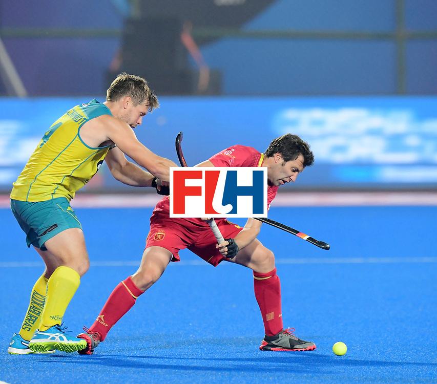 Odisha Men's Hockey World League Final Bhubaneswar 2017<br /> Match id:15<br /> Spain v Australia<br /> Foto: <br /> COPYRIGHT WORLDSPORTPICS FRANK UIJLENBROEK