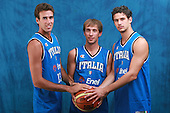 20080719 Posati Nazionale Italiana Maschile