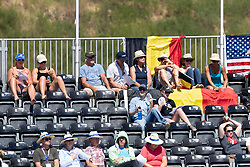 Belgium supporters<br /> World Equestrian Games - Tryon 2018<br /> © Hippo Foto - Dirk Caremans<br /> 21/09/2018