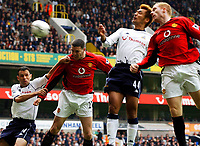27/04/2003 Spurs v Man Utd, FA Barclaycard Premiership, White Hart Lane<br />