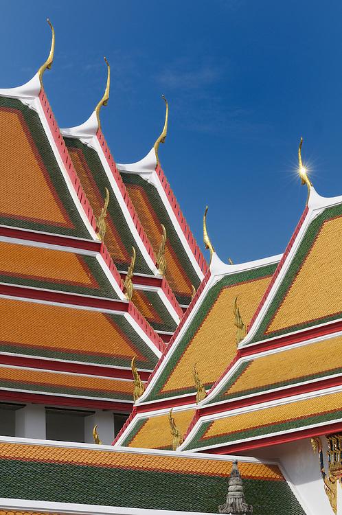 Wat Pho, Old City, Bangkok, Thailand