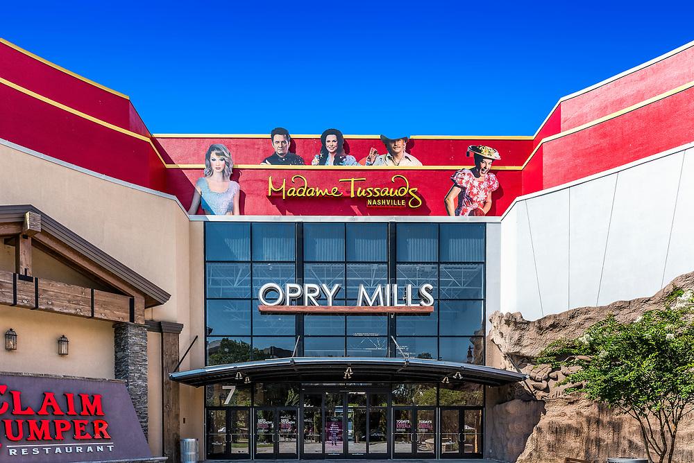 Opry Mills Mall, Nashville, Tennessee, USA.