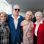 13.05.2016.           <br /> Dr. Sheila Carroll, Padraic Cullen, Anne Melinn, LSAD and Brid Cullen pictured at the much anticipated Limerick School of Art & Design, LIT, (LSAD) Graduate Fashion Show on Thursday 12th May 2016. The show took place at the LSAD Gallery where 27 graduates from the largest fashion degree programme in Ireland showcased their creations. Ranked among the world's top 50 fashion colleges, Limerick School of Art and Design is continuing to mold future Irish designers.. Picture: Alan Place/Fusionshooters