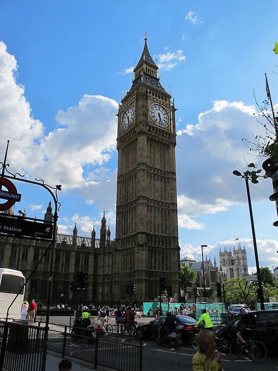 Big Ben in London. Photo: Tuuli Sauren / Inspirit International Communications