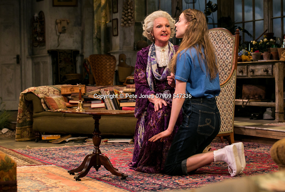 The Chalk Garden by Enid Bagnold;<br />