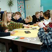 De Ark Salland 2 Huizen, voorbereiding kinderbijbelweek