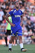 Leeds United's Kemar Roofe(7) during the Pre-Season Friendly match between Forest Green Rovers and Leeds United at the New Lawn, Forest Green, United Kingdom on 17 July 2018. Picture by Alan Franklin.