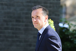 © Licensed to London News Pictures. 14/05/2019. London, UK. Alun Cairns - Secretary of State for Wales arrives in Downing Street for the weekly Cabinet meeting. Photo credit: Dinendra Haria/LNP