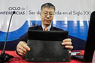Wei Qiang, conferencia en la Huella de Seregni