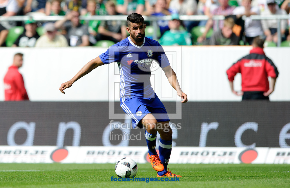 Diego Costa of Chelsea during the pre season friendly match at Weserstadion, Bremen, Germany.<br /> Picture by EXPA Pictures/Focus Images Ltd 07814482222<br /> 07/08/2016<br /> *** UK &amp; IRELAND ONLY ***<br /> EXPA-EIB-160807-0247.jpg