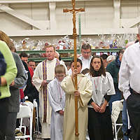 MBK 20101125 Mass of Thanksgiving 20th