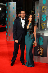 Michelle Rodriguez arrives for the EE BRITISH ACADEMY FILM AWARDS 2014 (BAFTA) at the The Royal Opera House in Covent Garden . London, United Kingdom. Sunday, 16th February 2014. Picture by Andrew Parsons / i-Images