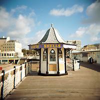 Gift hut, Brighton Palace Pier, Brighton, West Sussex