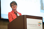 Center for Public Policy Priorities event in Dallas, Texas on April 13, 2016. (Cooper Neill)