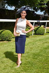 Kirsty Gallacher at The Investec Derby, Epsom, Surrey England. 3 June 2017.<br /> Photo by Dominic O'Neill/SilverHub 0203 174 1069 sales@silverhubmedia.com