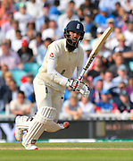 Moeen Ali of England during day 3 of the 5th test match of the International Test Match 2018 match between England and India at the Oval, London, United Kingdom on 9 September 2018.